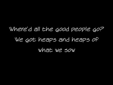 Good People Lyrics - Jack Johnson