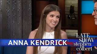 What Did Anna Kendrick Say To Make Obama Laugh? streaming