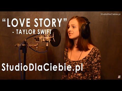 Taylor Swift - Love Story (cover by Joanna Krebs)