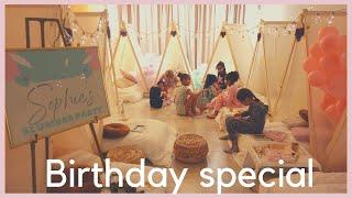 ITS SOPHIE-JANE'S 9TH BIRTHDAY ! 🇳🇱