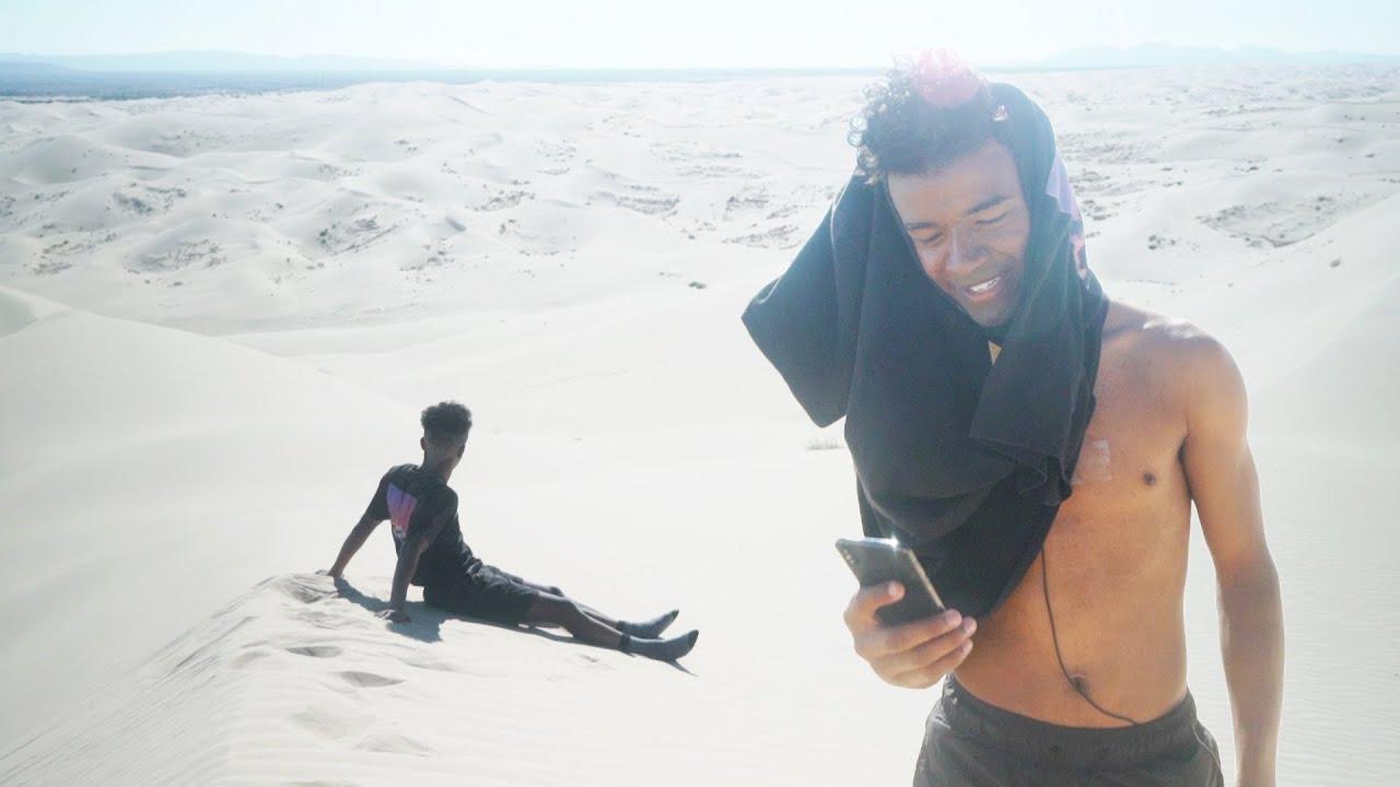 We Slept in a Desert