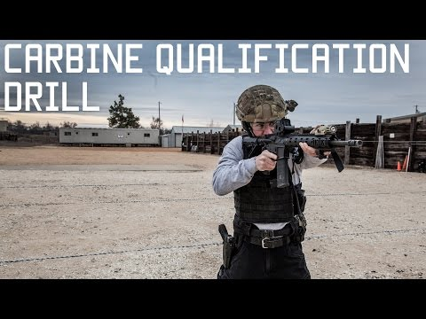 Best Shooting Drill | Marine Carbine Qualification Drill | Shooting Techniques | Tactical Rifleman