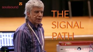 Tony Andrews - Keeping the Signal Path Pure