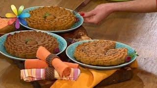 Тыквенный пирог с тремя вкусами от Асмик Гаспарян – Все буде добре. Выпуск 957 от 30.01.17