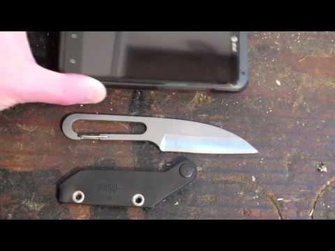 Vargo Titanium Clip Knife