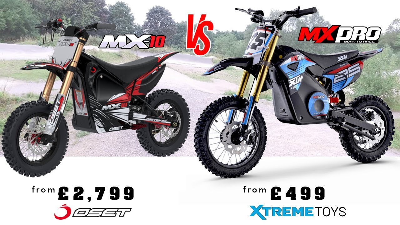 Xtreme Xtm Mx Pro Kids Youth Electric Dirt Bike Latest Available In The Uk Www Xtreme Toys Co Uk Youtube
