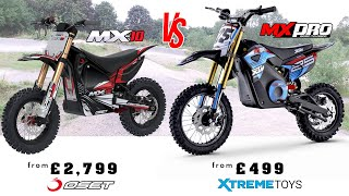 New MX-PRO Dirt Bike