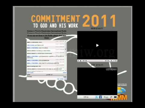 9th NATIONAL CONVENTION OF THE MMM IN INDIA 2011