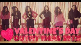 Valentine's Day 2013 Fashion Ideas! ♥ Thumbnail