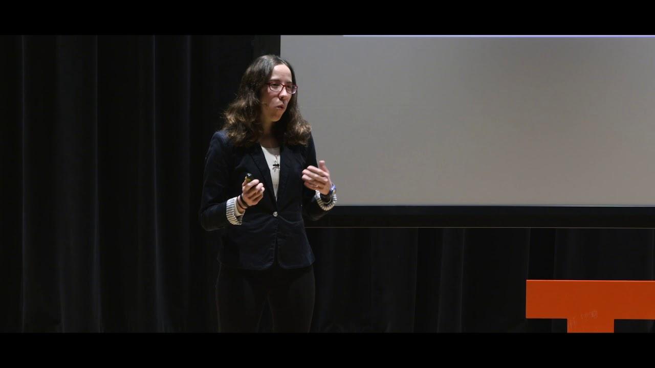 Innovation Impacting Society - A Collective Effort | Dr Isabel Van De Keere | TEDxUCLWomen