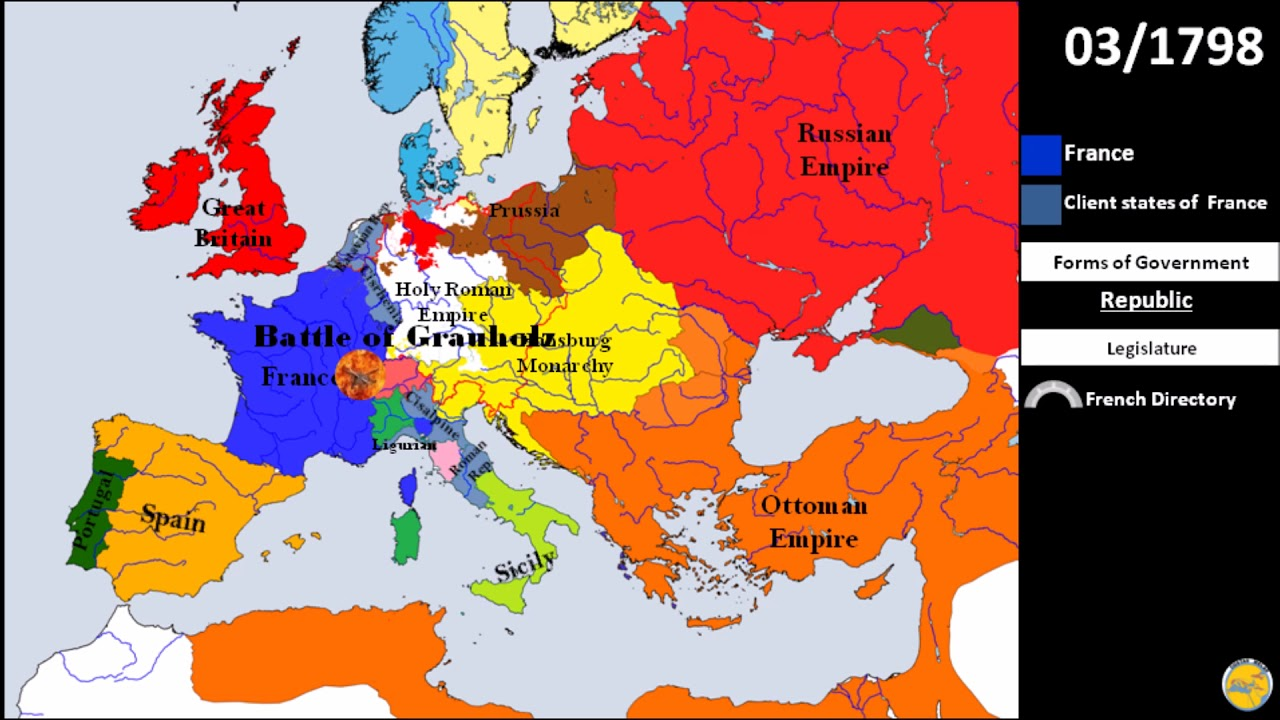 Map Of France French Revolution.French Revolution French Revolutionary Wars And Napoleonic Wars