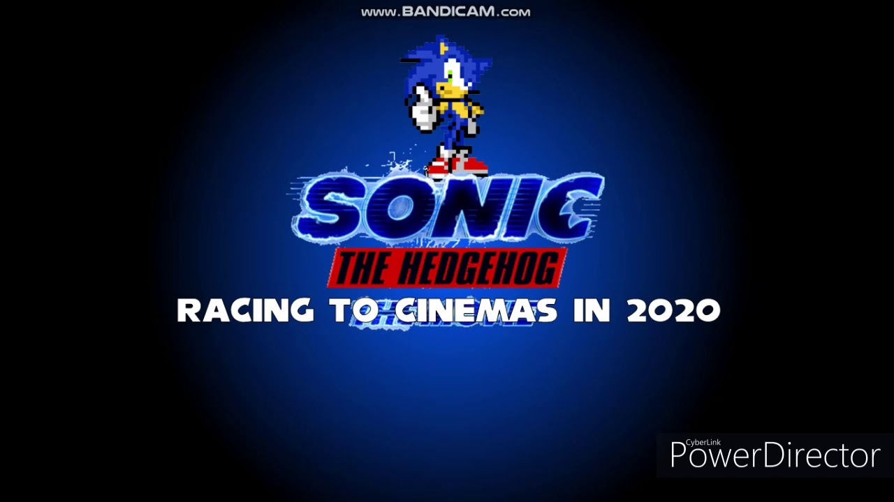 Sonic The Hedgehog The Movie 2020 Paramount Pictures 2011 Present Logo Youtube