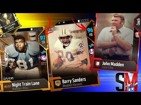 Madden Coach Boosts EVERYONE for Weekend League! Madden NFL 18 Gameplay