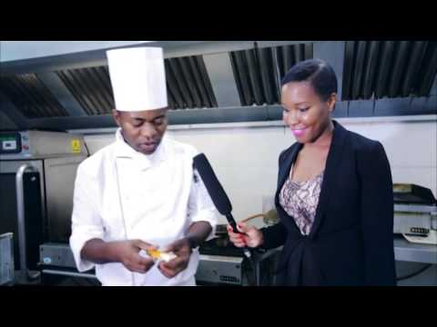 AFRICAN FINE DINING CUISINE, SOUTH AFRICA , EPISODE 2 , With chef Max Aymar