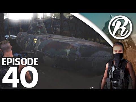 [GRW] ONOPGEMERKT DE ONDERZEEËR VERNIETIGEN!! - Royalistiq | Ghost Recon Wildlands #40