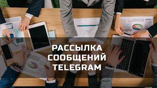 Telegram-Soft - мощная рассылка сообщений в ЛС screenshot 4