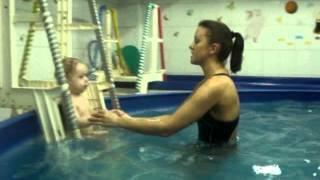 Грудничковое плавание (6 мес-2,5 годика), фильм!!!