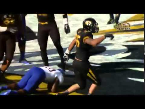 Shane Ray Mizzou Highlights (first 5 games)