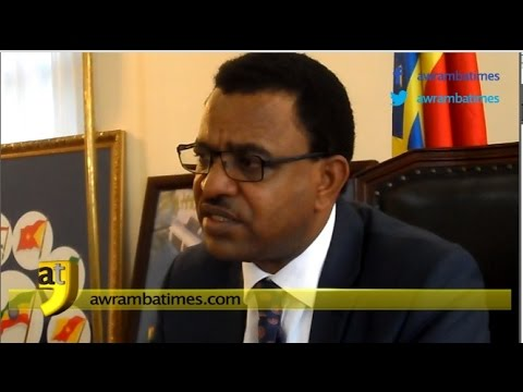 Kassa Teklebrhan on  the 9th Nations, Nationalities and Peoples day of Ethiopia