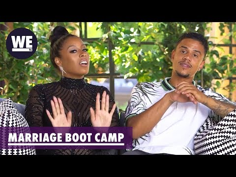 Meet Lil' Fizz & Tiffany Campbell | Marriage Boot Camp: Hip Hop Edition