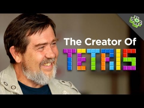 The Creator of Tetris Talks to Adam Sessler About Game Development in the Soviet Union, Fame, & more