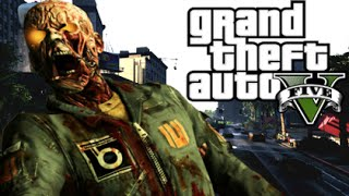 GTA 5 Mods - INCREDIBLE ZOMBIE SURVIVAL MOD! (GTA 5 PC Mods Gameplay)