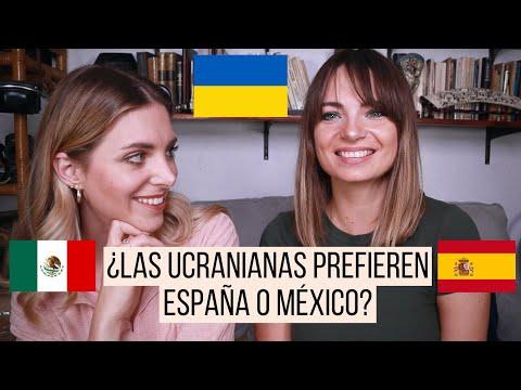 ¿ESPAÑA O MÉXICO?: UCRANIANAS SOBRE MIGRACIÓN, RELACIONES Y CULTURAS #GirlTalk ✦ Iryna Fedchenko