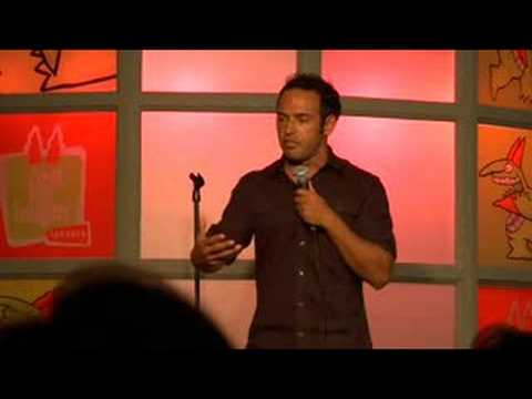 Shaun Majumder at Yuk Yuks - Just For Laughs Toronto - YouTube