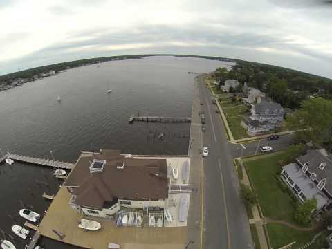 RC Aerial Video of Toms River New Jersey