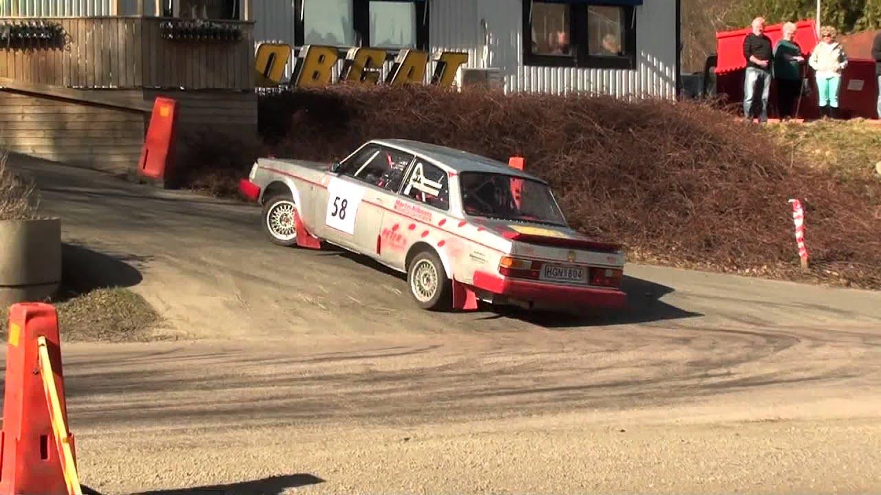 VOLVO 240 VOC- Motorbloggaren Tommy Svensson (kristianstadsbladet) - YouTube
