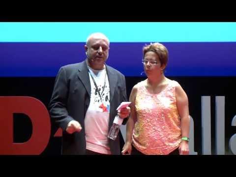 Integremos las diferencias: Rosa Martín & José M. Batalla at TEDxValladolid