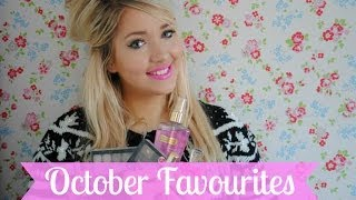 October Favourites | Away with the Fairies Thumbnail