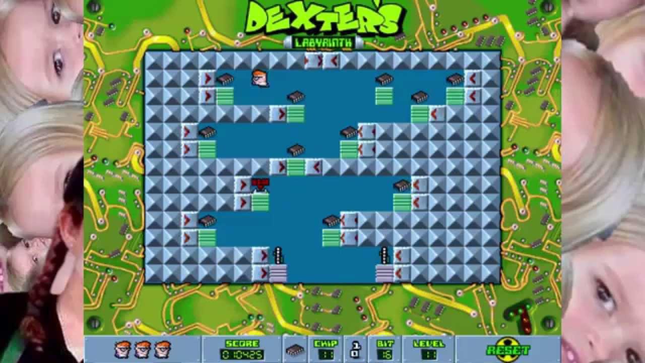 El laberinto de Dexter | Dexter's Labyrinth | ¡Fearless plays! - YouTube