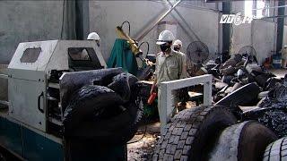 (VTC14)_Tái chế lốp xe phế thải thành vật liệu thân thiện với môi trường