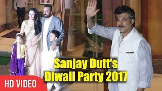 Anil kapoor At Sanjay Dutt