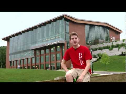 The Richard J. CURRIE CENTER - UNB Fredericton