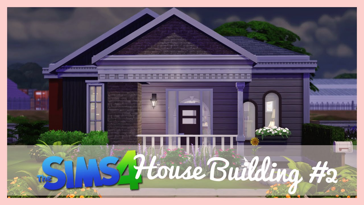 The Sims 4 House Building 2 Small YouTube
