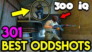 EPIC SPOT 300 IQ SNEAKY PLAY - CS:GO BEST ODDSHOTS #301