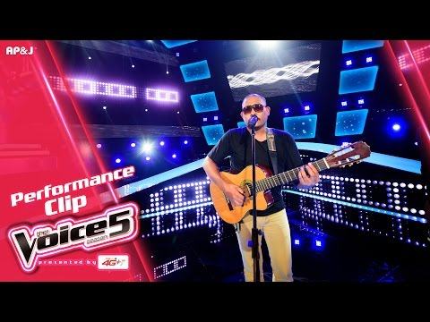 The Voice Thailand - ณัฐ ฐกร - Let's Stay Together - 11 Sep 2016