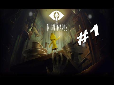 Little Nightmares - EP1 - A Creepy Beginning