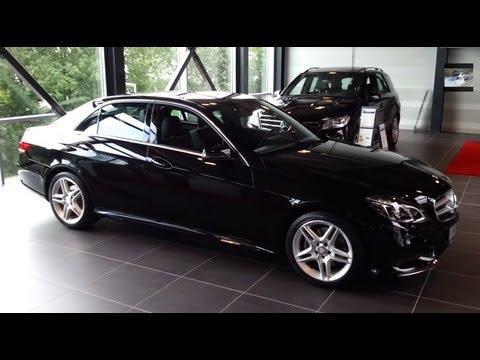 Mercedes Benz E Class 2015 In Depth Review Interior Exterior Youtube