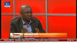 Analysing INEC Preparations Towards 2019 Election Pt.1 |Sunrise Daily|