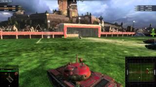 World of Tanks Футбольный матч - Чемпионат Химмельсдорфа!