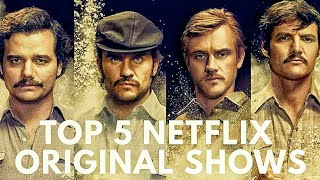 TOP 5 NETFLIX SHOWS Explained in HINDI
