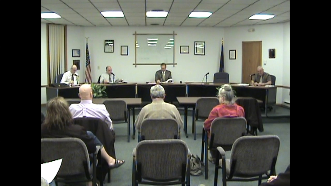 Rouses Point Village Board Meeting  4-3-17