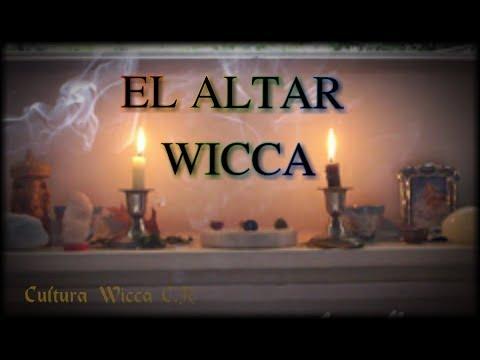 El Altar De La Casa (Wicca)