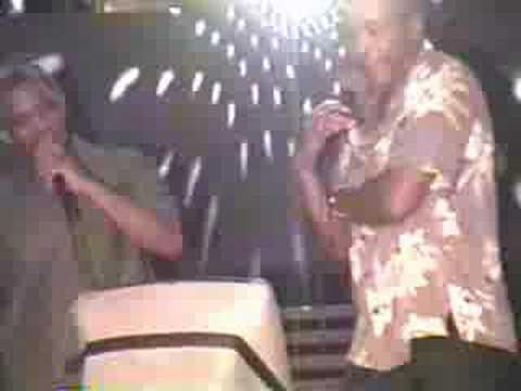 Karaoke Night at EL RANCHO RESTAURANT Part 1