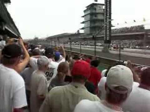 2007 Indy 500 Start