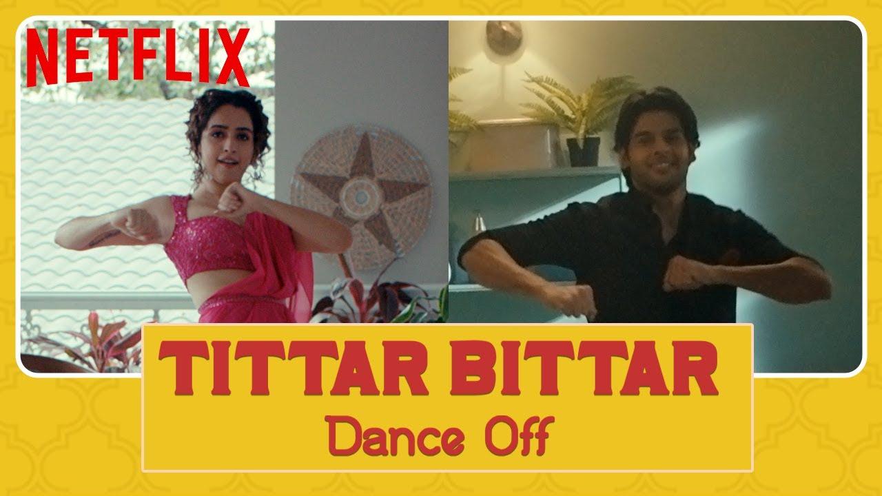 Download The Ultimate Dance Off | Sanya Malhotra, Abhimanyu Dassani | Meenakshi Sundareshwar | Netflix India