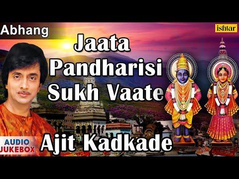 Jaata Pandharisi Sukh Vaate - Ajit Kadkade : Marathi Abhang | Audio Jukebox